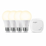 Element Classic por Sengled – Starter Kit (4 A19 bulbs + hub)
