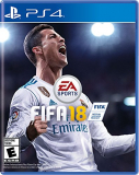 FIFA 18 – PS4 [Digital Code]
