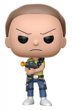 Funko POP Animation Rick and Morty Weaponized Morty Action Figure