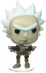 Funko Pop! Animation: Rick & Morty – Weaponized Rick Toy
