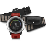 Garmin fenix 3 Multisport Training GPS Watch w/ Heart Rate Monitor