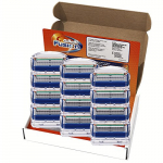 Gillette Fusion Manual Men's Razor Blade Refills (pack de 12)