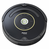 iRobot Roomba 650 Robotic Vacuum Cleaner (Refurbished)