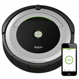iRobot Roomba 690 Wi-Fi Connected Robotic Vacuum Cleaner, Works with Amazon Alexa