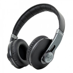 JLab Audio OMNI Premium Folding Bluetooth Wireless Over-Ear Headphone with Mic & Carrying Case