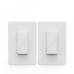 KMC Smart Wi-Fi Light Switch (2 Pack)