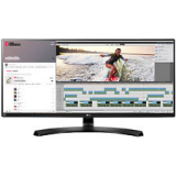 LG 34UM88C 34-Inch 21:9 UltraWide QHD IPS Monitor USB Quick Charge