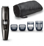 Philips Norelco Beard & Head trimmer Series 5100, Body Comb and Storage Pouch, BT5210