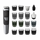 Philips Norelco Multigroom 5000, 18 piezas, MG5750/49