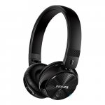 Philips SHB8750NC/27 Wireless Noise Canceling Headphones, Black