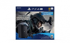 Playstation 4 Pro 1Tb + Call of duty