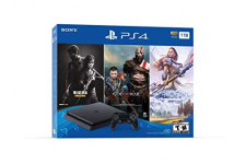 PlayStation 4 Slim 1TB Console – Only On PlayStation Bundle
