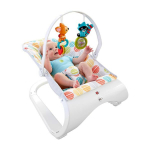 Silla Mecedora Fisher Price: Brincando en el Bosque