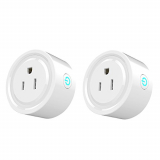 Pack de 2 Smart Plug Mini – Alexa & Google Home