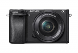 Sony Alpha a6300 Mirrorless Digital Camera w/16-50mm Lens