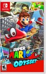 Super Mario Odyssey – Nintendo Switch [Digital]