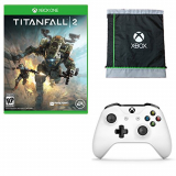 Titanfall 2 + Wireless Controller + Cinch Sac – Xbox One