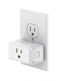 TP-Link Smart Plug Mini, No Hub Required, Wi-Fi (HS105)