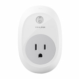 TP-Link Smart Plug, No Hub Required, Wi-Fi, Control your Devices from Anywhere, Works with Amazon Alexa (HS100)