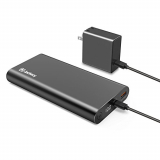 Cargador portátil Jackery Titan X 20800mAh USB C PD QC3.0 + Cargador de pared Power Delivery