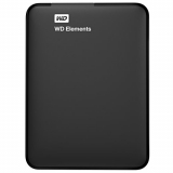 WD 2TB Elements Portable External Hard Drive – USB 3.0