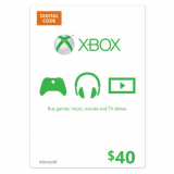 Xbox $40 Gift Card – Digital Code