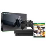 Xbox One X 1TB Console + Overwatch: Game of the Year Edition