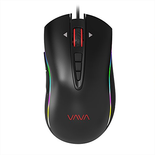 Vava Chroma Gaming Mouse With 16 8 Million Rgb Color Options Mechanical Mouse Disfruta La