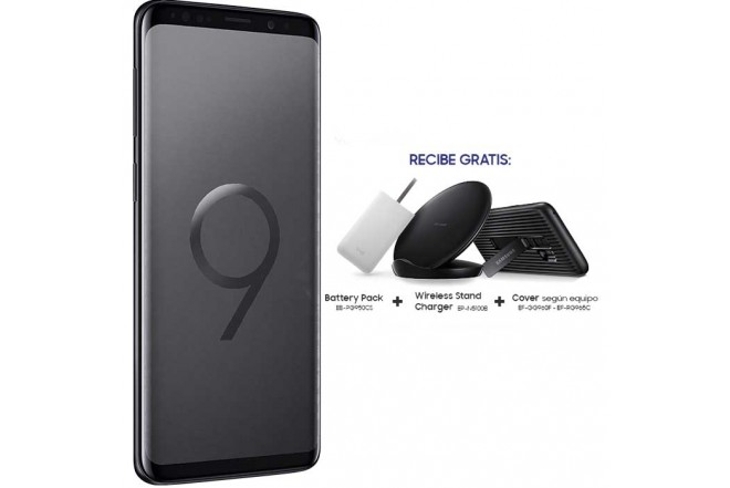 samsung galaxy s9 plus negro ds 4g battery pack. Black Bedroom Furniture Sets. Home Design Ideas
