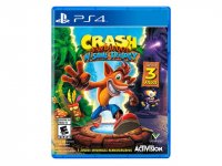 Videojuego PS4 Crash Bandicoot N'Sane Trilogy