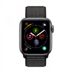 Reloj APPLE WATCH S4 GPS 40M Gris – Negro Sport Loop