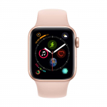 Reloj APPLE WATCH S4 GPS 40M Oro/ Rosado