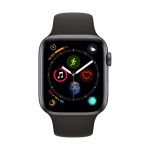 Reloj APPLE WATCH S4 GPS 44M Gris Espacial – Negro