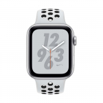 Reloj APPLE WATCH Nike S4 GPS 44MM Plateado- Negro