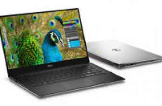 Dell XPS 13 9350 i7 16GB 512GB PCIe SSD Infinity QHD+ Touch Iris 540