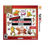 Videojuego 3DS Nes Remix Selects