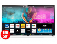 TV 50″ 126cm AOC 50U7970I 4K-UHD Internet