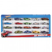 Pack 20 autos Hot Wheels hasta 40% descuento