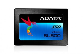 ADATA Ultimate SU800 512GB 3D NAND 2.5 Inch SATA-III Internal Solid State Drive