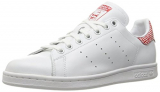 Tenis Adidas Stan Smith (Blanco – rojo )