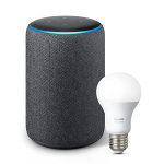 All-new Echo Plus (2nd Gen) con Philips Hue Bulb