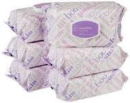 Amazon Elements Baby Wipes, Sensitive, 480 Count