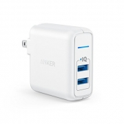 Cargador Anker Elite Dual Port 24W USB Travel