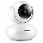 ANNKE HD 1080p Wireless Pan/Tilt IP Camera with 2-Way Audio and Motion Detection