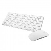 Apple Magic Keyboard 2 with Apple Magic Bluetooth Mouse 2 (Certified Refurbished)