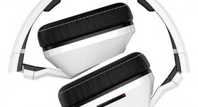 Audifonos SKULLCANDY CRUSHER WHITE