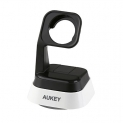 AUKEY Apple Watch Stand, Charging Dock with Sticky Suction Cup Base for 38mm and 42mm Apple Watch