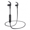 AUKEY Bluetooth Headphones, Magnetic Wireless Earbuds with Bluetooth 4.2 and Built-In Microphone