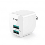 Aukey charger dual USB