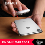 Baseus Spider Suction Cup Wireless Charger For iPhone and Samsung